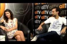 allTV – Visão Plural (27/03/2015) com Victor Zalma e Gabriela Ubaldo